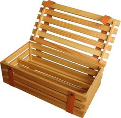Деревянная рейка везде находит применение
